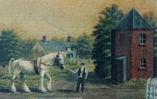 Broad Oak Toll House Painting