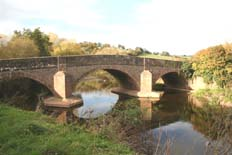 Skenfrith Bridge Photo courtesy of George Wells